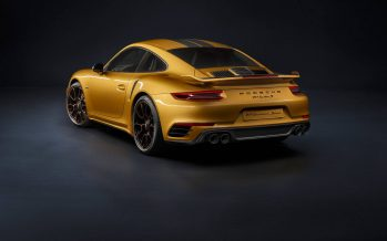 Nuevo 911 Turbo S Exclusive Series